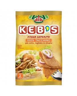 Aia Kebab di Tacchino Pretagliato