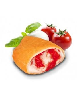 Panzerottini Pugliesi Mignon Ripieni Con Mozzarella e Pomodoro